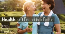 Health Is Not in a Bottle