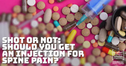 Shot or Not - Injection for Spine Pain